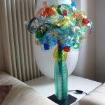 ricicla le bottiglie e crea decorazioni!